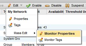 ipmonitor - monitor properties