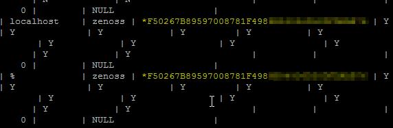 mysql-encrypted