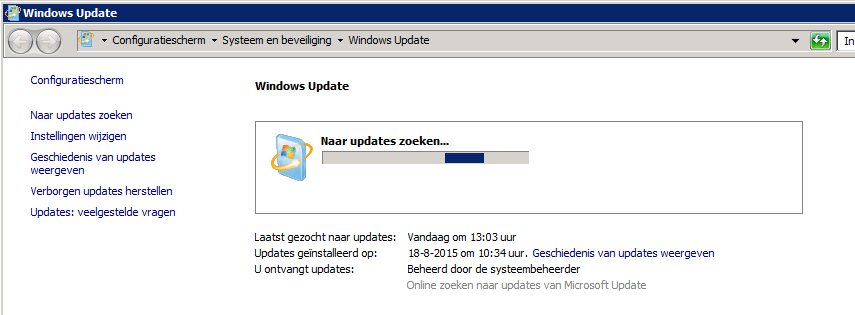 Windows update - Fix - 2